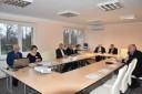 Posiedzenie powiatowej rady rynku pracy